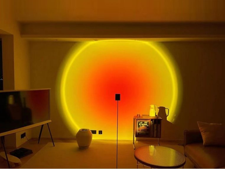 Shadow Lamp Color Projector by Lamp Depot - 3