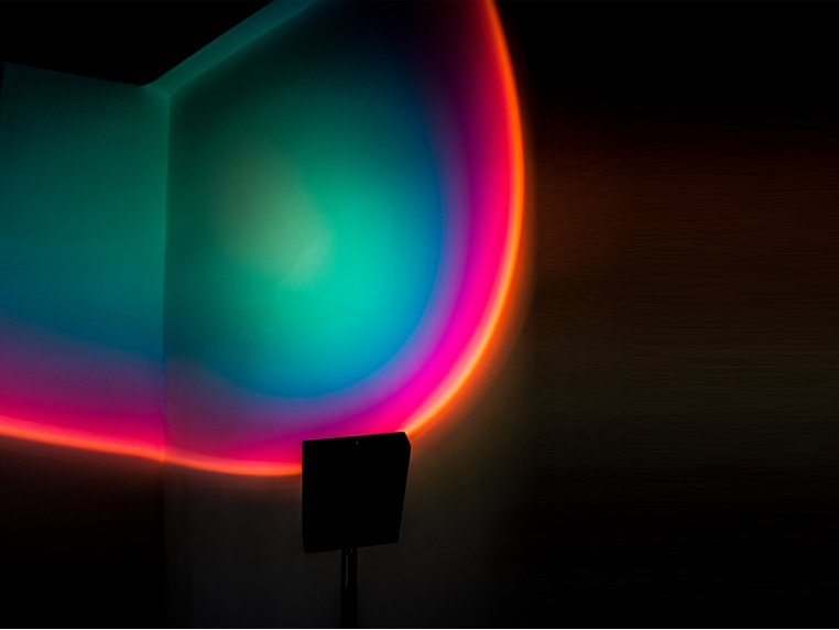 Shadow Lamp Color Projector by Lamp Depot - 4