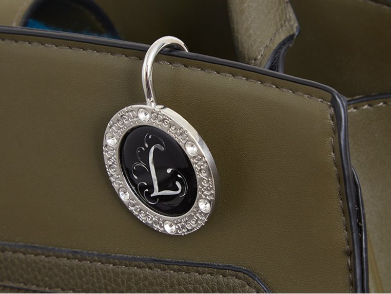 Key Purse Hanger with Monogram by Finders Key Purse® - 1