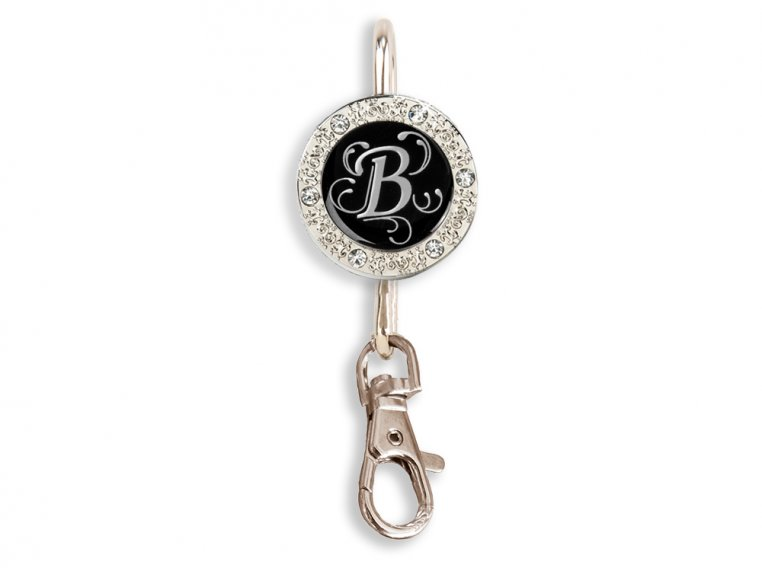 Key Purse Hanger with Monogram by Finders Key Purse® - 7