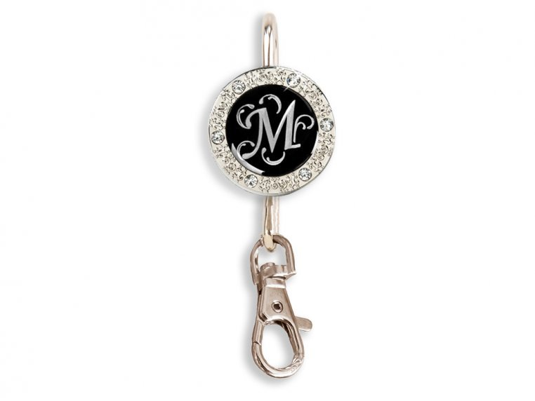 Key Purse Hanger with Monogram by Finders Key Purse® - 18