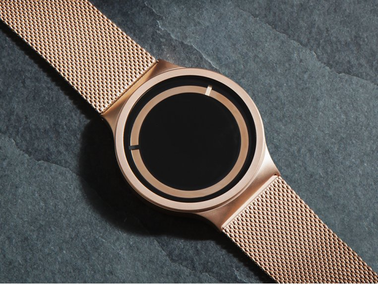 Eclipse Minimalist Watch by ZIIIRO - 3