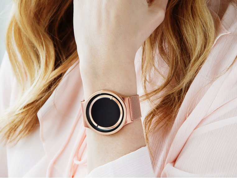 Eclipse Minimalist Watch by ZIIIRO - 1