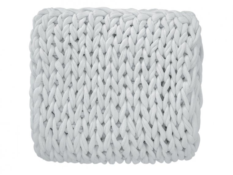 Chunky Knit Throw by Bedford Collections - 8