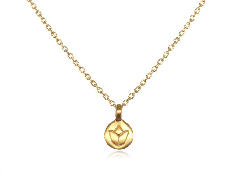 Spiritual Symbol Necklace by Satya Jewelry - 4