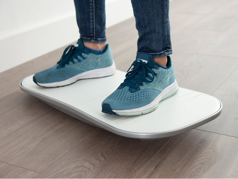 Level Standing Desk Balance Board by FluidStance - 2