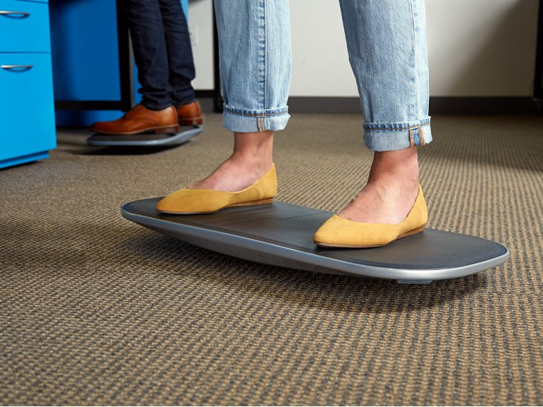 Level Standing Desk Balance Board by FluidStance - 1