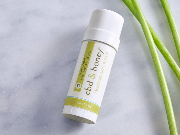 CBD Skin Repair Salve Stick by Life Elements - 1