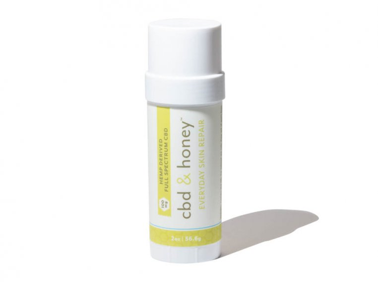 CBD Skin Repair Salve Stick by Life Elements - 4
