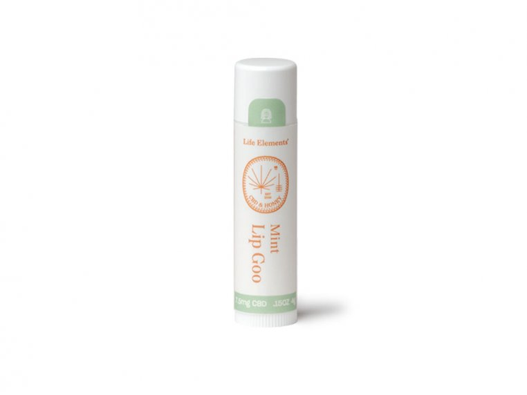 CBD Lip Balm - Set of 2 by Life Elements - 4