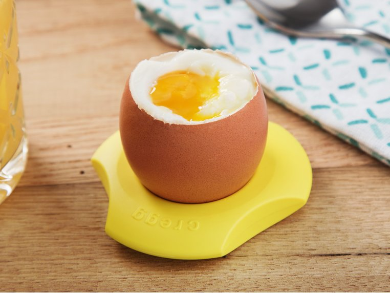 Cregg 2-in-1 Egg Cup Cutter by Brainstream - 2
