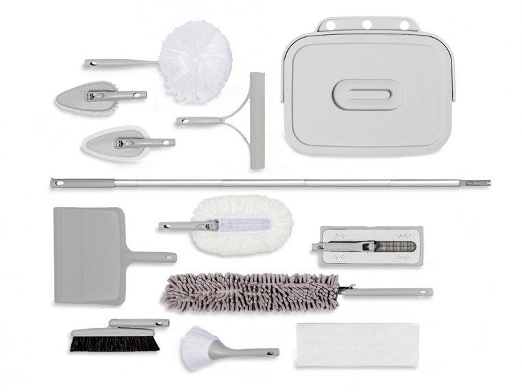 Minimalist Modular Home Cleaning Kit by Satto - 7