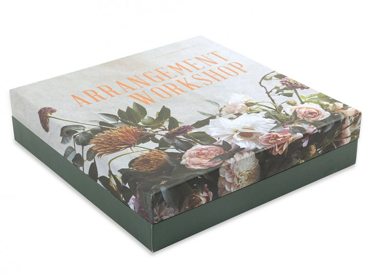 Floral Design Tool Kit - Wreath Design by The Floral Society - 4