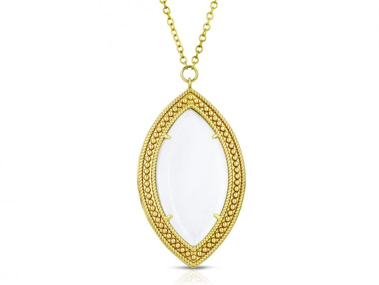 Dakota Monocle Necklace by Moderne Monocle - 4