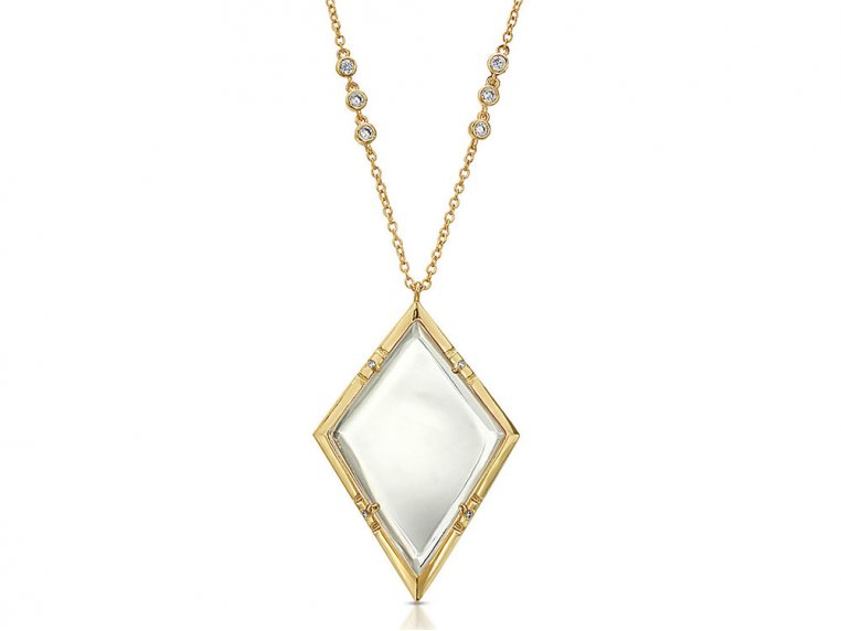 Emmeline Monocle Necklace by Moderne Monocle - 4