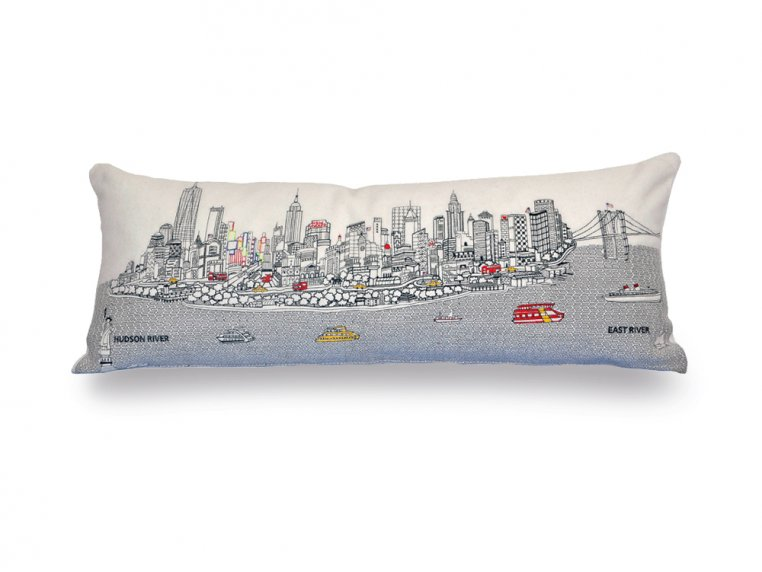 Skyline Decorative Lumbar Pillow By Beyond Cushions The Grommet
