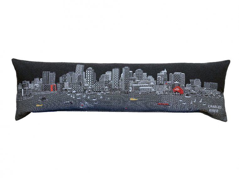 King Skyline Lumbar Pillow by Beyond Cushions - 6