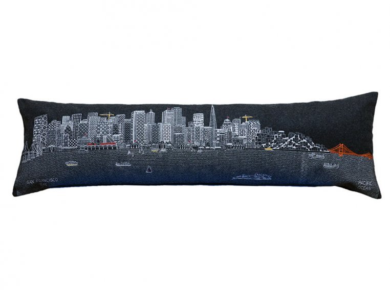 King Skyline Lumbar Pillow by Beyond Cushions - 16