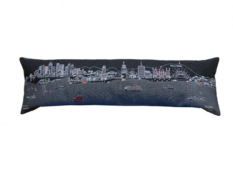 King Skyline Lumbar Pillow by Beyond Cushions - 20