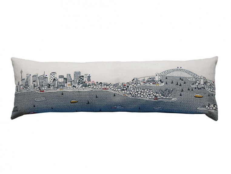 King Skyline Lumbar Pillow by Beyond Cushions - 25