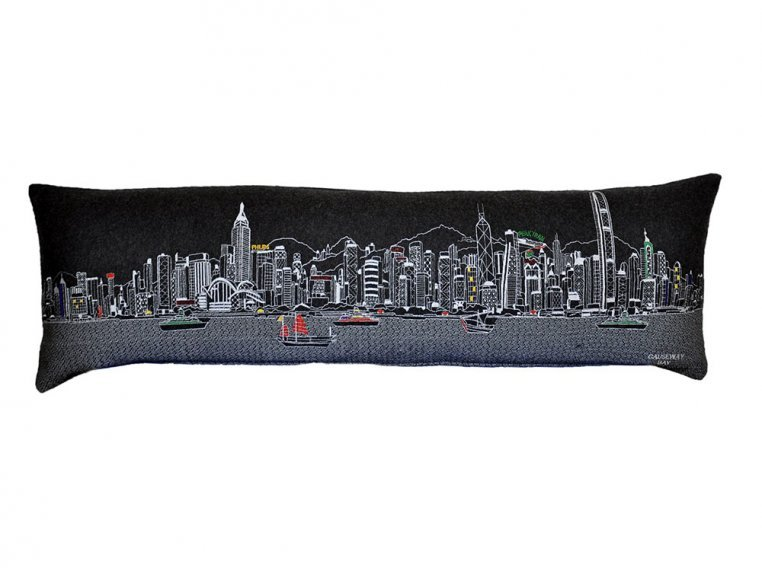 King Skyline Lumbar Pillow by Beyond Cushions - 28