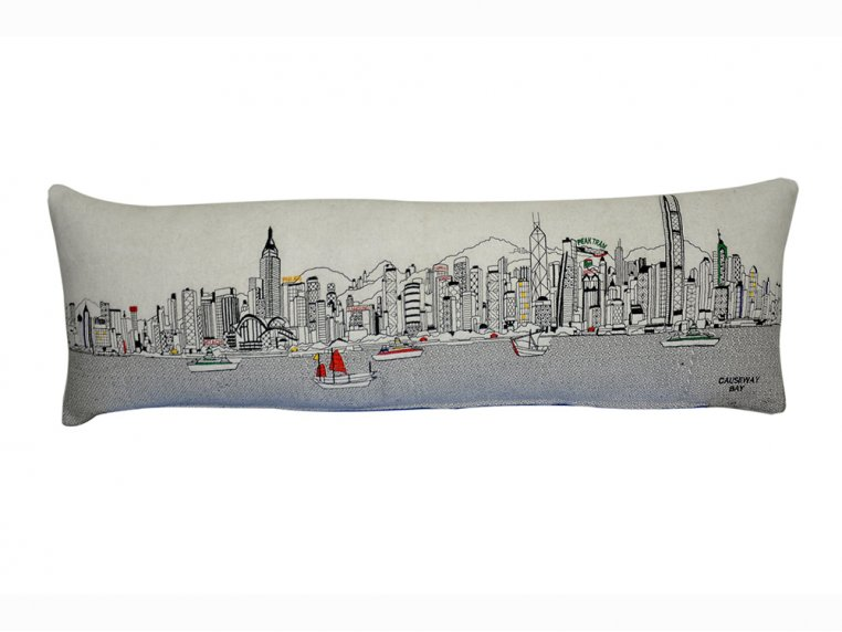 King Skyline Lumbar Pillow by Beyond Cushions - 29