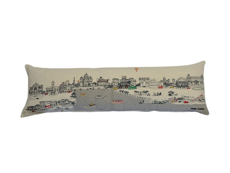 King Skyline Lumbar Pillow by Beyond Cushions - 33