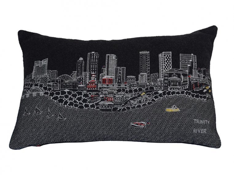 Prince Skyline Lumbar Pillow by Beyond Cushions - 8