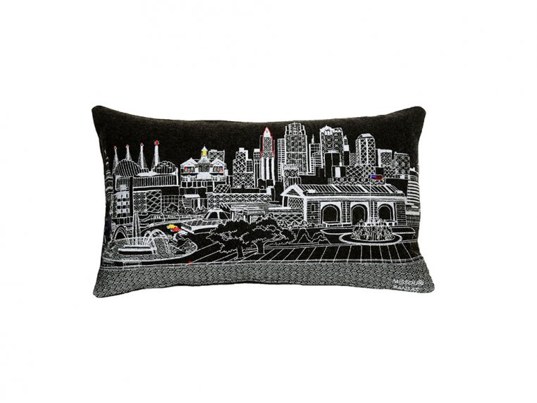 Prince Skyline Lumbar Pillow by Beyond Cushions - 41