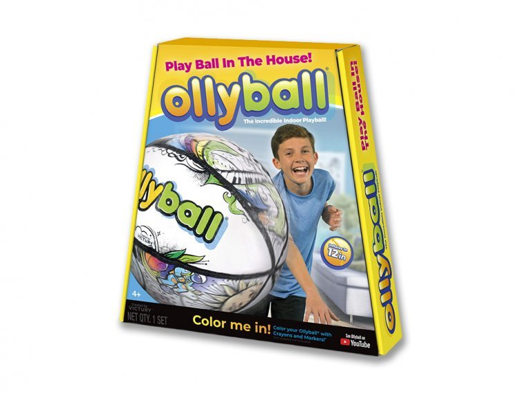 Inflatable Indoor Coloring Ball by Ollyball® - 7