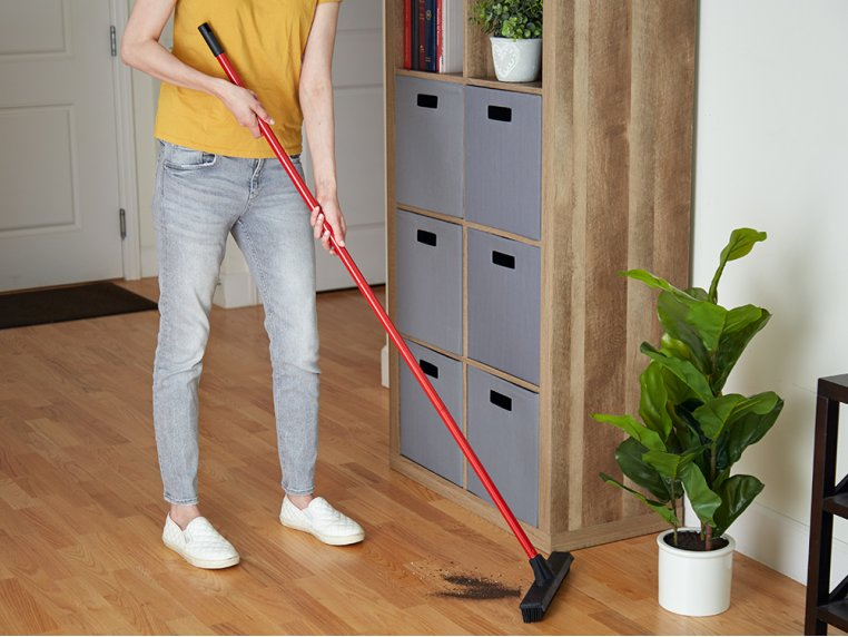 2-in-1 Rubber Broom by Tyroler Bright Tools - 3