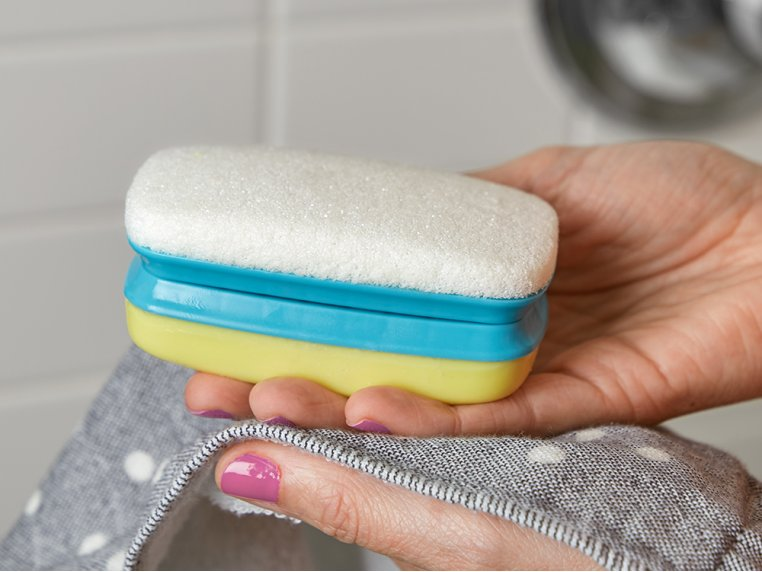 My Solemate 2-in-1 Foot Scrubber Stone by Love, Lori - 3