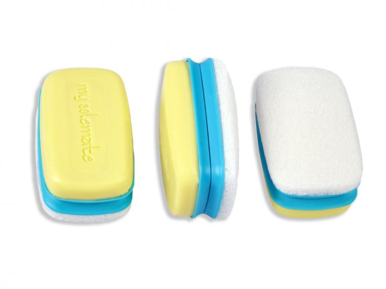 My Solemate 2-in-1 Foot Scrubber Stone by Love, Lori - 4