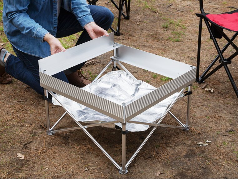 Pop-Up Pit Portable Fire Pit by Fireside Outdoor - 4