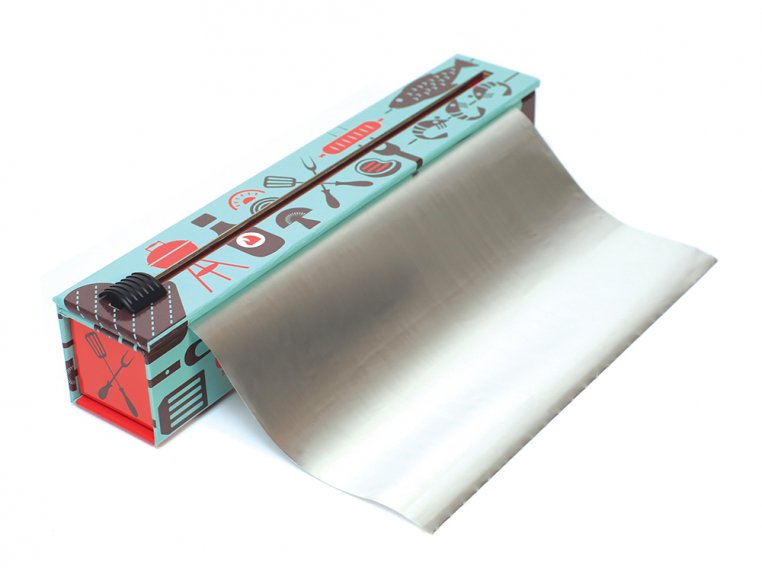 Printed Wrap Dispenser & Cutter by ChicWrap® - 6