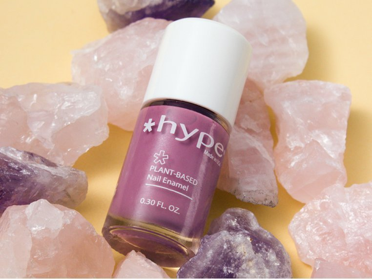 Plant-Based Nail Polish - Single Bottle by *hype - 1
