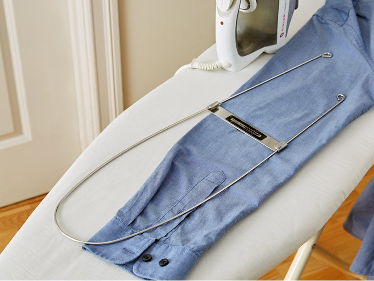 Shirt Sleeve Ironing Tool by The Perfect Sleeve - 1