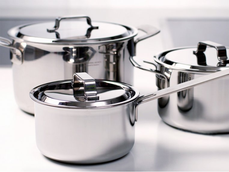 Chef-Designed Cooking Pot by Professional Secrets - 1