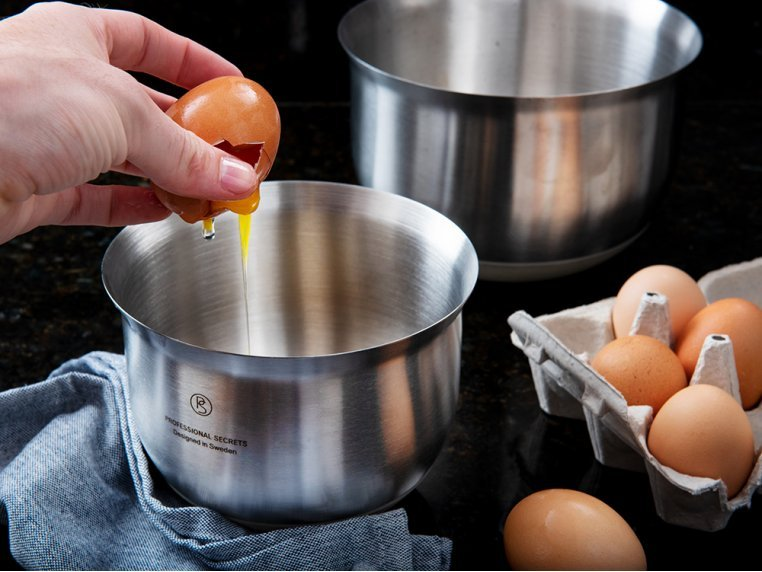 Chef-Designed Mixing Bowl by Professional Secrets - 3