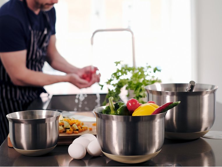 Chef-Designed Mixing Bowl by Professional Secrets - 1