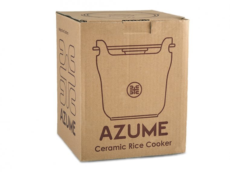 Ceramic Rice Cooker by AZUME - 6
