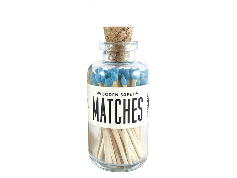 Vintage Apothecary Color-Tip Matches by Made Market Co. - 29
