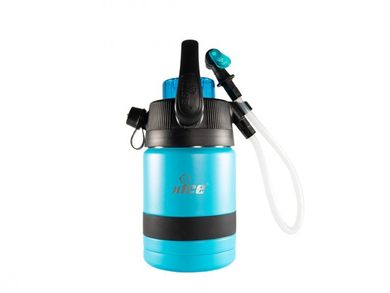 Pump2Pour Insulated Jug by nICE Cooler - 6