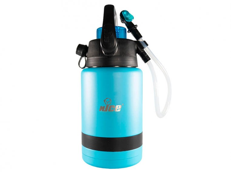 Pump2Pour Insulated Jug by nICE Cooler - 8