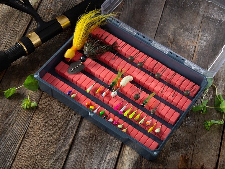 Silicone Jig Organizer by Gruv Fishing - 1