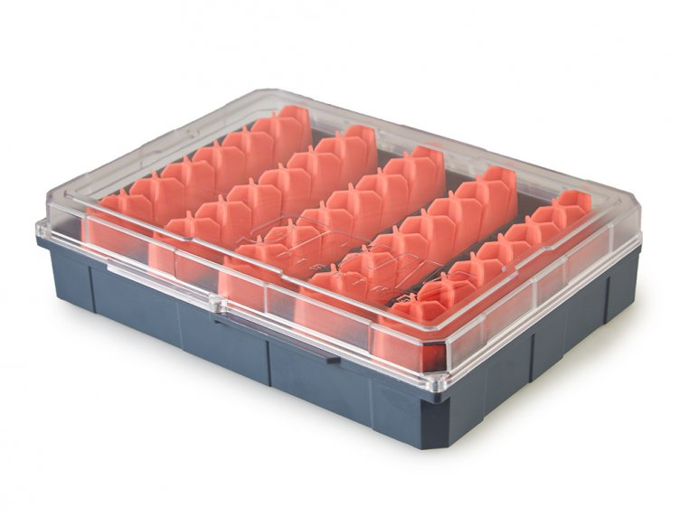 Silicone Hard Bait Organizer by Gruv Fishing - 7