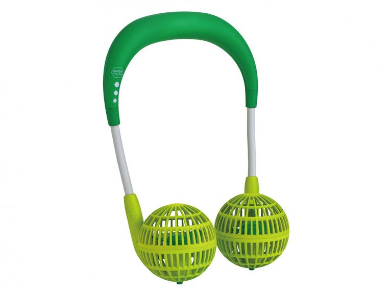Kid's Wearable Hands Free Fan by Time Concept - 4
