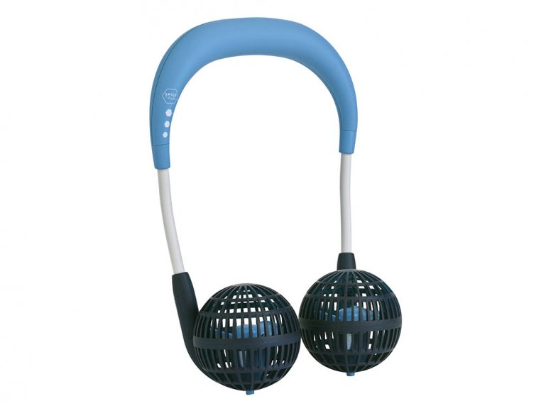 Kid's Wearable Hands Free Fan by Time Concept - 5