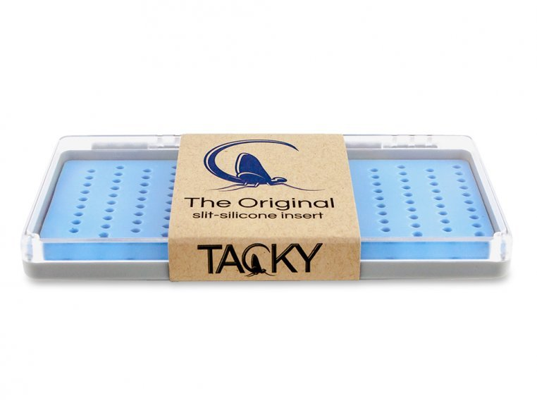 Silicone Anchoring Fly Box - Original by Tacky Fly Fishing - 2