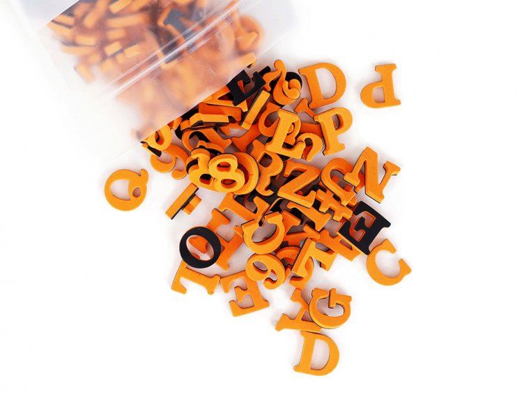Modern Magnetic Letters by The Type Set Co. - 9